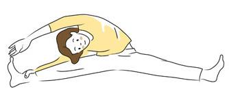 肝臓と胆嚢に効く脳体操