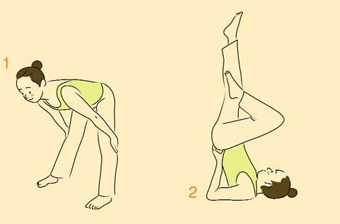 疲労をほぐすブレイン体操1