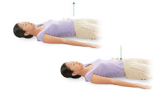 簡単にできるエネルギー瞑想法ー腹式呼吸