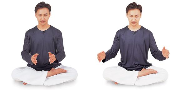 【エネルギー瞑想2】エネルギーを集めてみよう