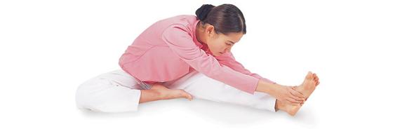 むくみを解消するブレイン体操