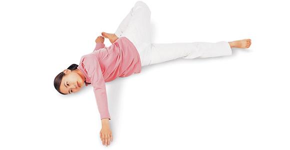 筋骨のバランスを整えるブレイン体操