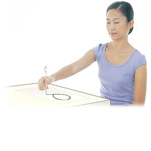 脳を柔軟にするブレイン体操①: 無限大を描く
