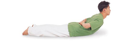 脊椎の筋力を強化するブレイン体操2