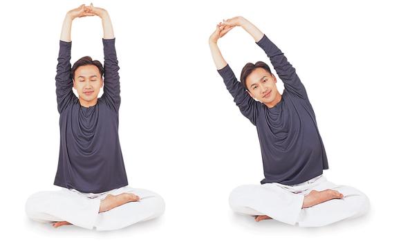 イルチブレインヨガ-体のだるさを吹き飛ばすブレイン体操