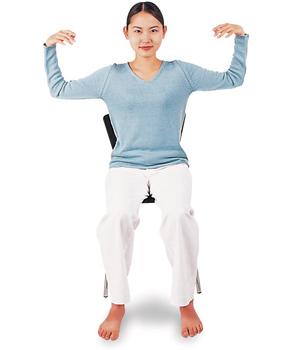 イルチブレインヨガ-腕をほぐすブレイン体操