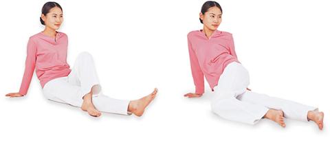 イルチブレインヨガの骨盤矯正に効果的なブレイン体操