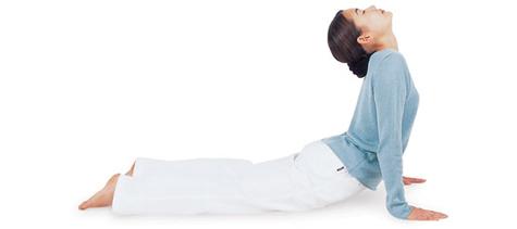 イルチブレインヨガのブレイン体操-上体起こし