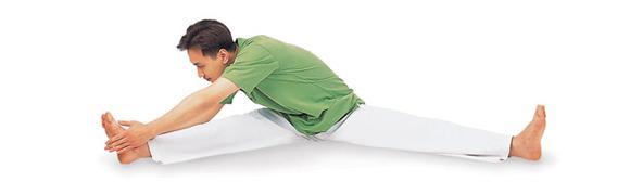 腰の痛みを緩和するダンワールドの体操