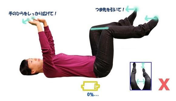 """丹田の""""充電""""効果ばっちりのイルチブレインヨガ"""