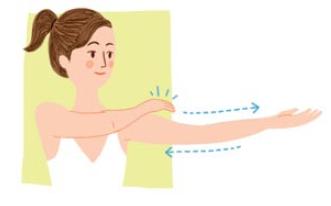 免疫力を高めるイルチブレインヨガの「全身リズム体操」