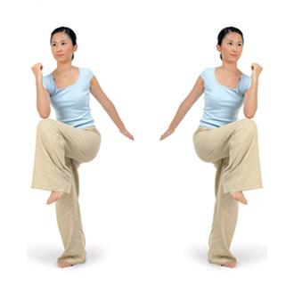 イルチブレインヨガの「手足をクロスする体操」で脳活性