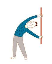 脳活性へと導くイルチブレインヨガの「棒ストレッチ」