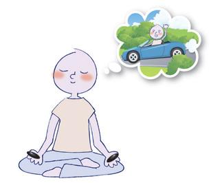 イルチブレインヨガの新瞑想「マグネティック・メディテーション」